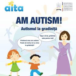 "Campania ""Am autism! Autismul la gradinita"""