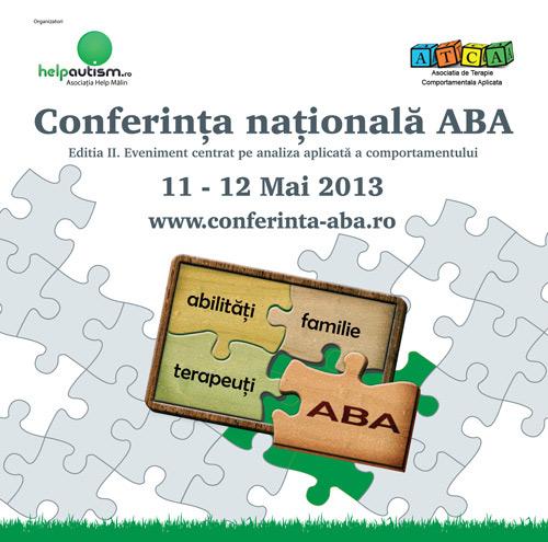 Conferinta ABA pe 11 si 12 mai 2013