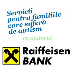 Servicii pentru familiile care sufera de autism