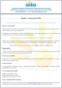 Ghidul voluntarului AITA