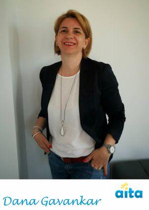 Psiholog Daniela (Martinescu) Gavankar